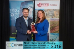 We won!  2019 Business in Excellence Award Winner