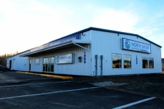 North Shore Laundry (Lots of parking available)