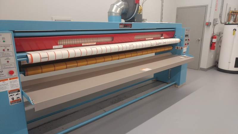 Chicago Ironer (Pressing up to king size sheets)
