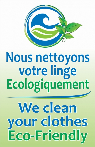 A Truly Eco Friendly Wet Cleaning Process