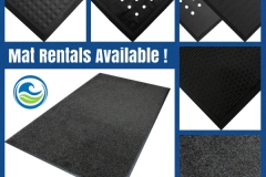 Mat Rentals Available