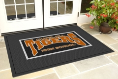 Custom Logo Mats Available