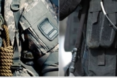 Equipement de sécurité policière et force militaire