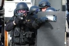 Equipement de sécurité policière