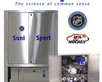 Sani Sport (Machine de nettoyage ozone)