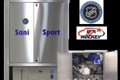 Sani Sport (Ozone cleaning machine)