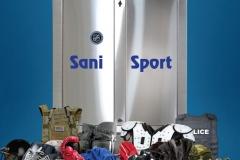 Sanisport (Ozone cleaning machine)
